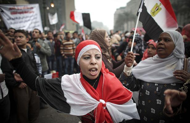En Egypte, les femmes sont plus nombreuses que les hommes.