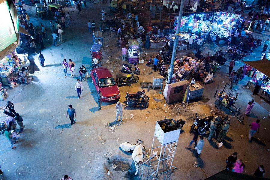Delhi - Crédit photos : Samir Taouaou