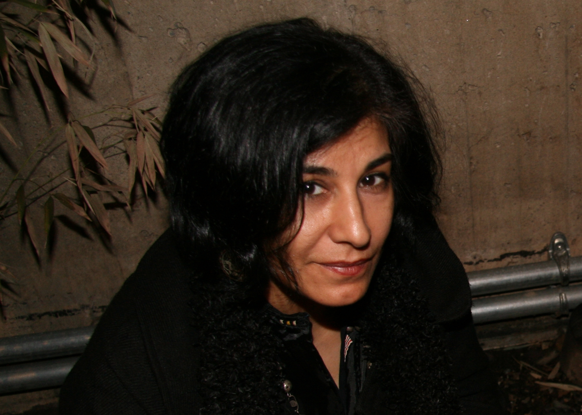 Samira Abbassy. Crédit photo : Flickr