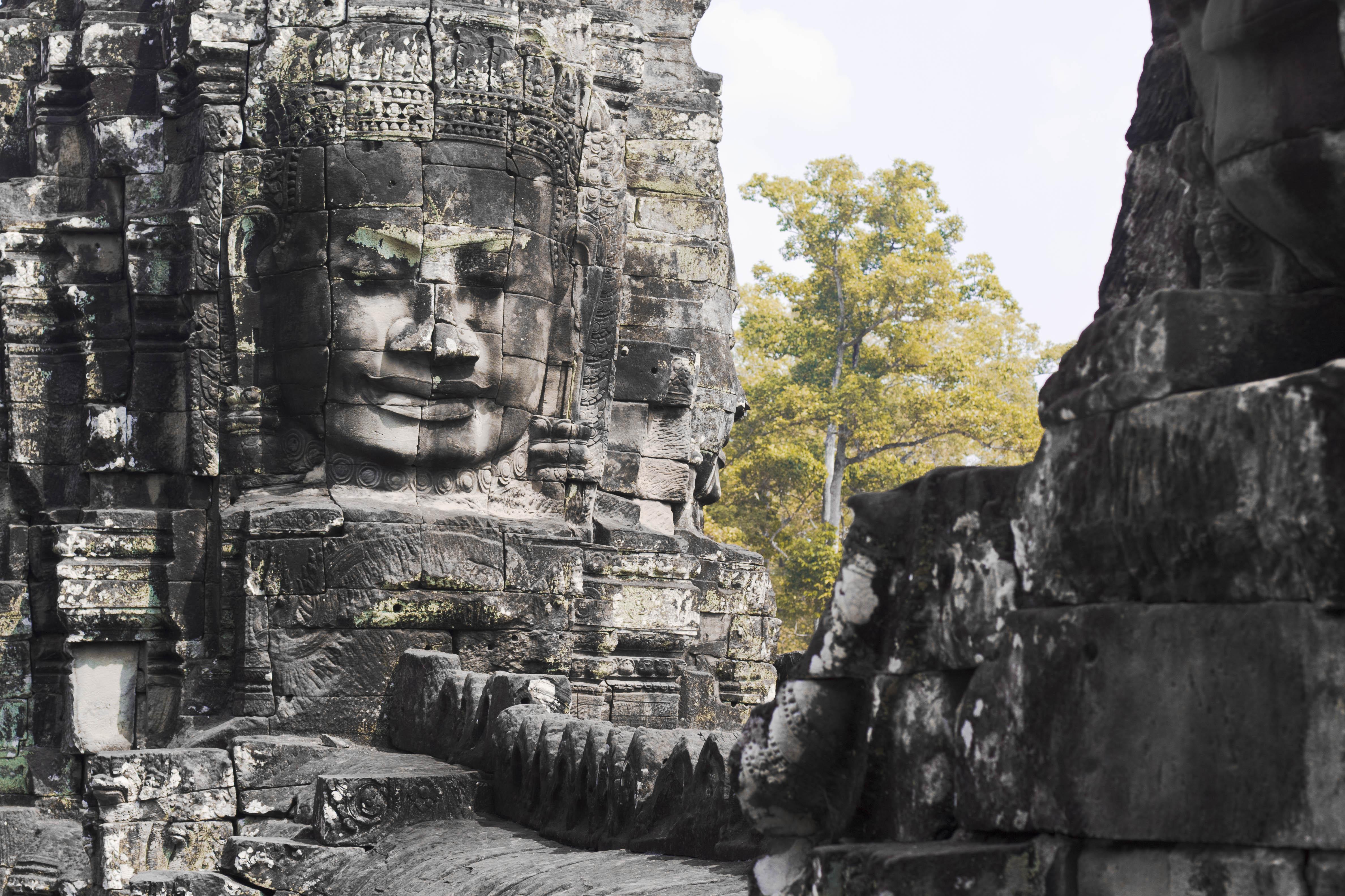 Angkor Wat, Cambodge - Crédit photo : Samir Taouaou