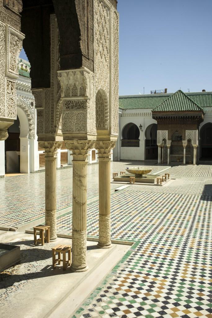 L_MosquÇe al-Qarawiyin_FES