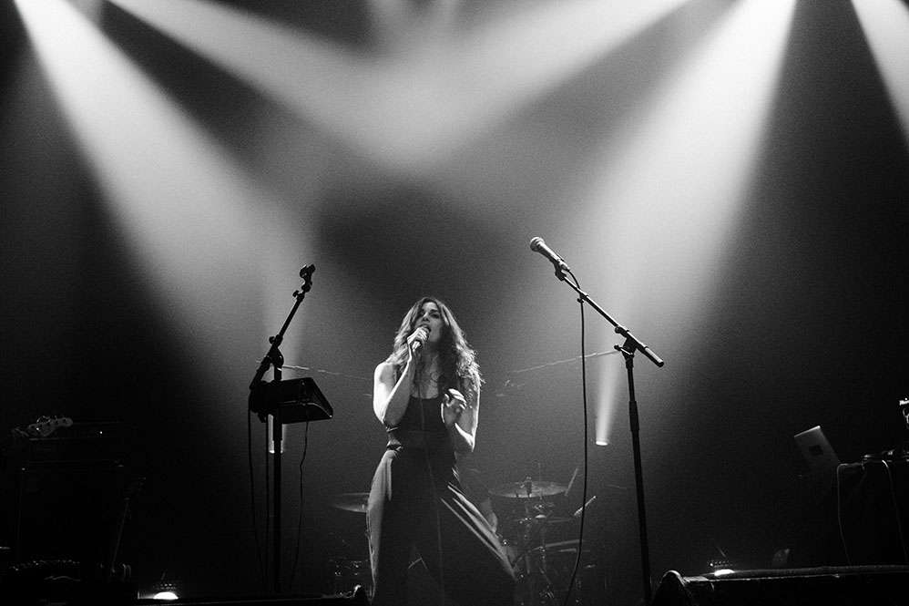 Yasmine Hamdan. Crédit : Mehdi Drissi / ONORIENT
