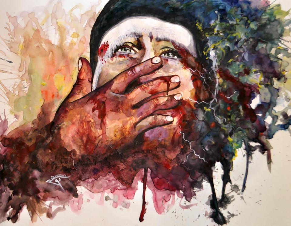 Noura Al Sheikh_Maman, arrête de pleurer