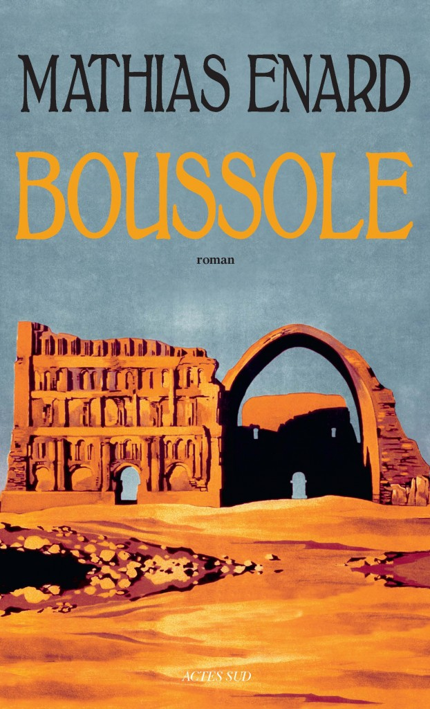 Boussole (Crédit : Actes Sud)