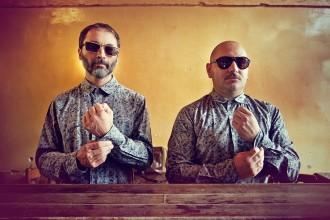 Praed, Raed Yassin et Paed Conca, © Tony Elieh