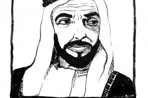 Carnets  – Ce visage qui me hante, le Sheikh Zayed