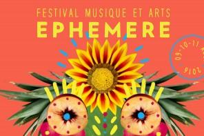 15 raisons d'aller au Festival EPHEMERE