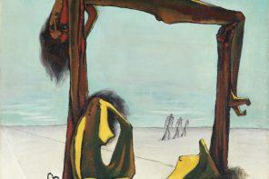 Art et Liberté : le surréalisme en Égypte au Centre Pompidou