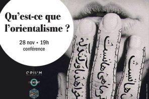 Conférence #1 : Qu'est-ce que l'orientalisme?