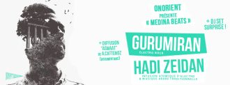 Gurumiran Hadi Zeidan Medina Beats