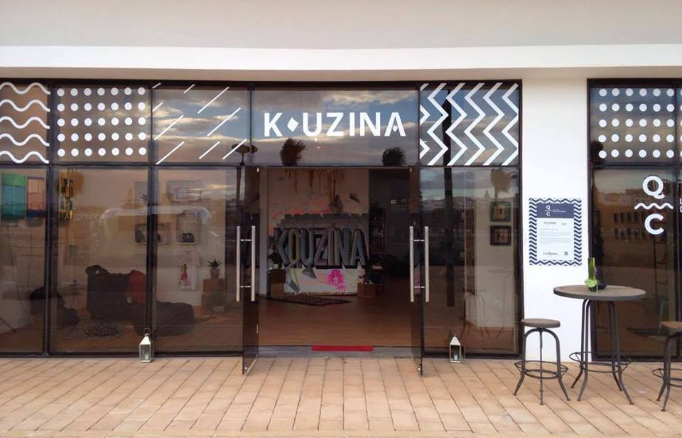 La boutique de Kouzina