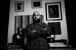 Bu Kolthoum, producteur et rappeur syrien en exil