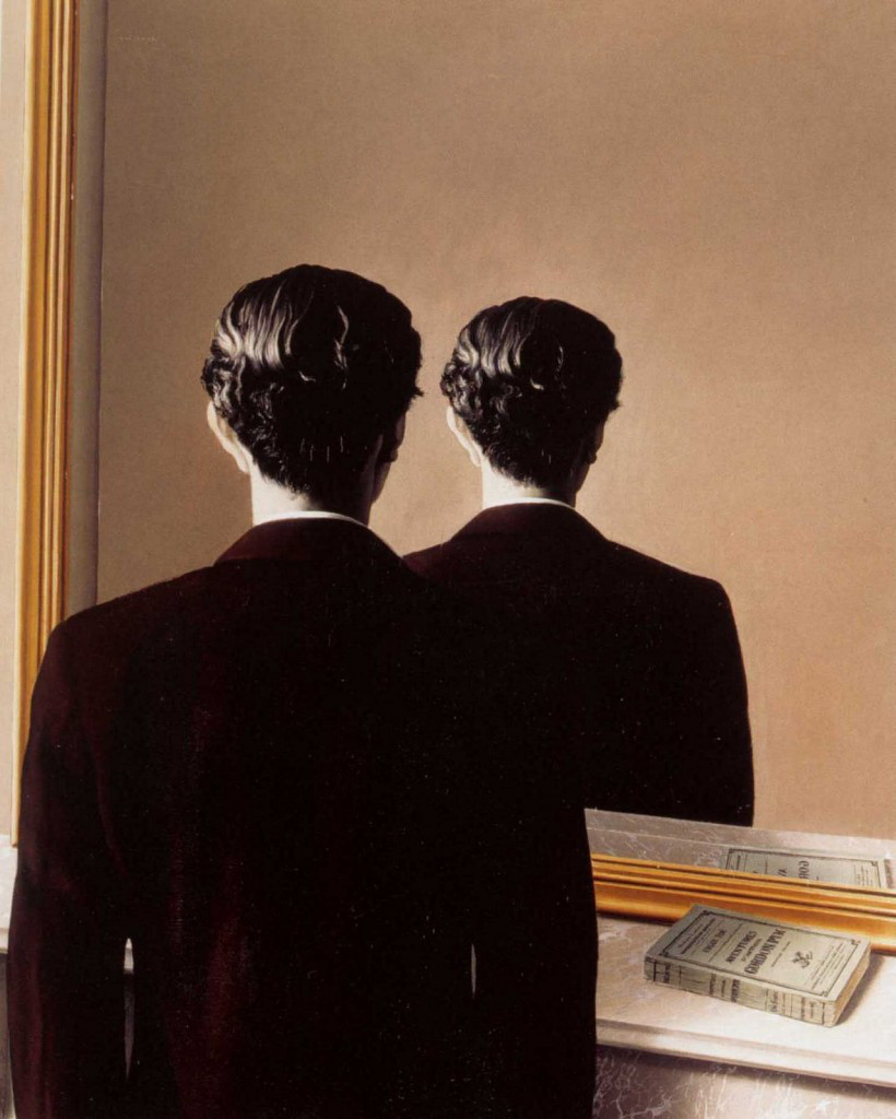 René Magritte, La reproduction interdite