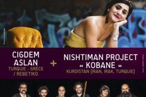 Nishtiman, vibrations kurdes sur la scène de l'Alhambra