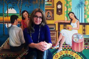 Nadia Osi, redonner des couleurs à l'Irak