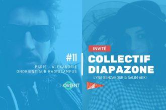 Paris-Alexandrie 11 Collectif Diapazone Radio Campus Paris