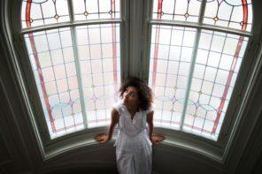 Portrait de Nadja Makhlouf © Antonin Weber