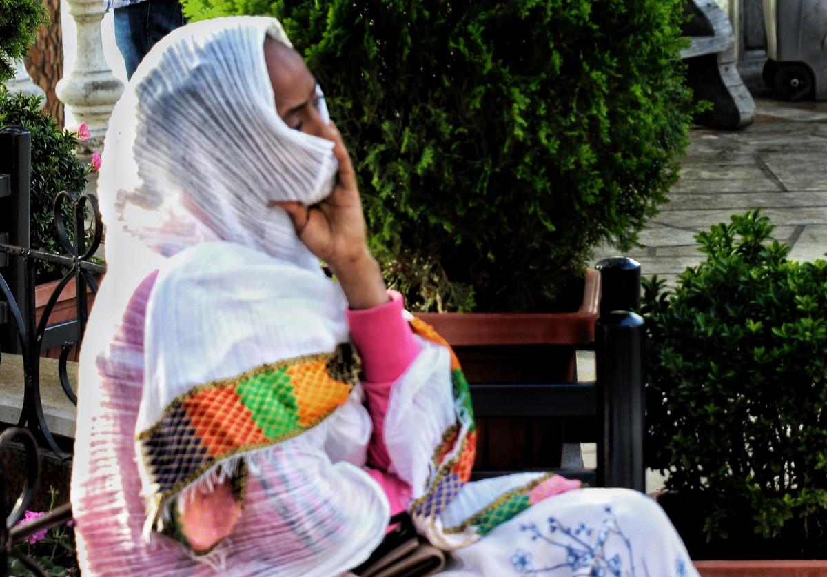 Femme éthiopienne