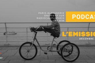 Paris Alexandrie Podcast