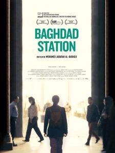 Baghdad Station affiche