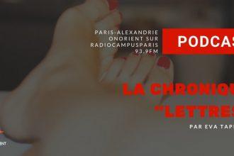 Paris Alexandrie Lettres - Onorient